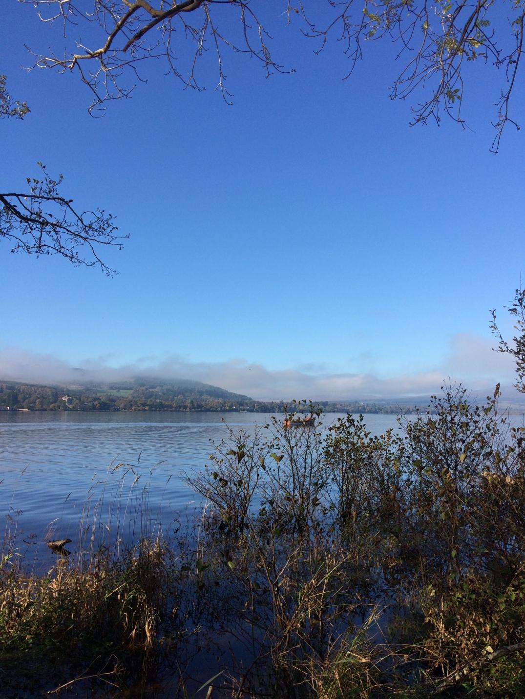 views of Loch Lomond